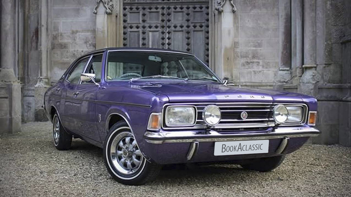 Ford Cortina Hire Bournemouth