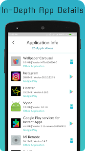 Multi APK Manager Screenshot