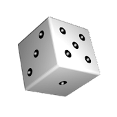 Dice Free - 1 to 6 dices