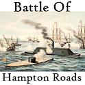 Civil War Battle Hampton Roads icon