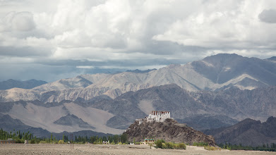 Photo: Stakna Gompa, taken on our way back to Leh (and the end of this photo album).
