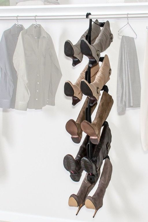 Try a Shoe Organizer