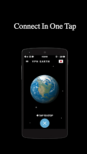 VPN EARTH – Free & Unlimited & Security VPN Proxy App Download For Android 1