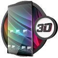 Glass theme & glass icon pack + amoled wallpapers download
