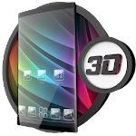 Glass theme & glass icon pack + amoled wallpapers 5.0.9