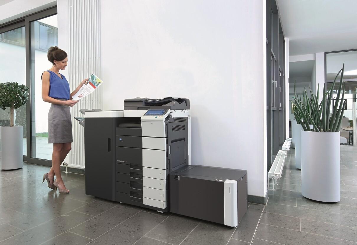 Xác định nhu cầu trước khi lựa chọn thuê máy photocopy