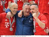 Arjen Robben traint weer mee bij Bayern München