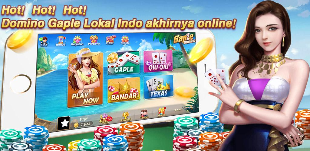 Download Domino Gaple Qq 99 Dan Texas Lokal Indo Apk Latest Version For Android