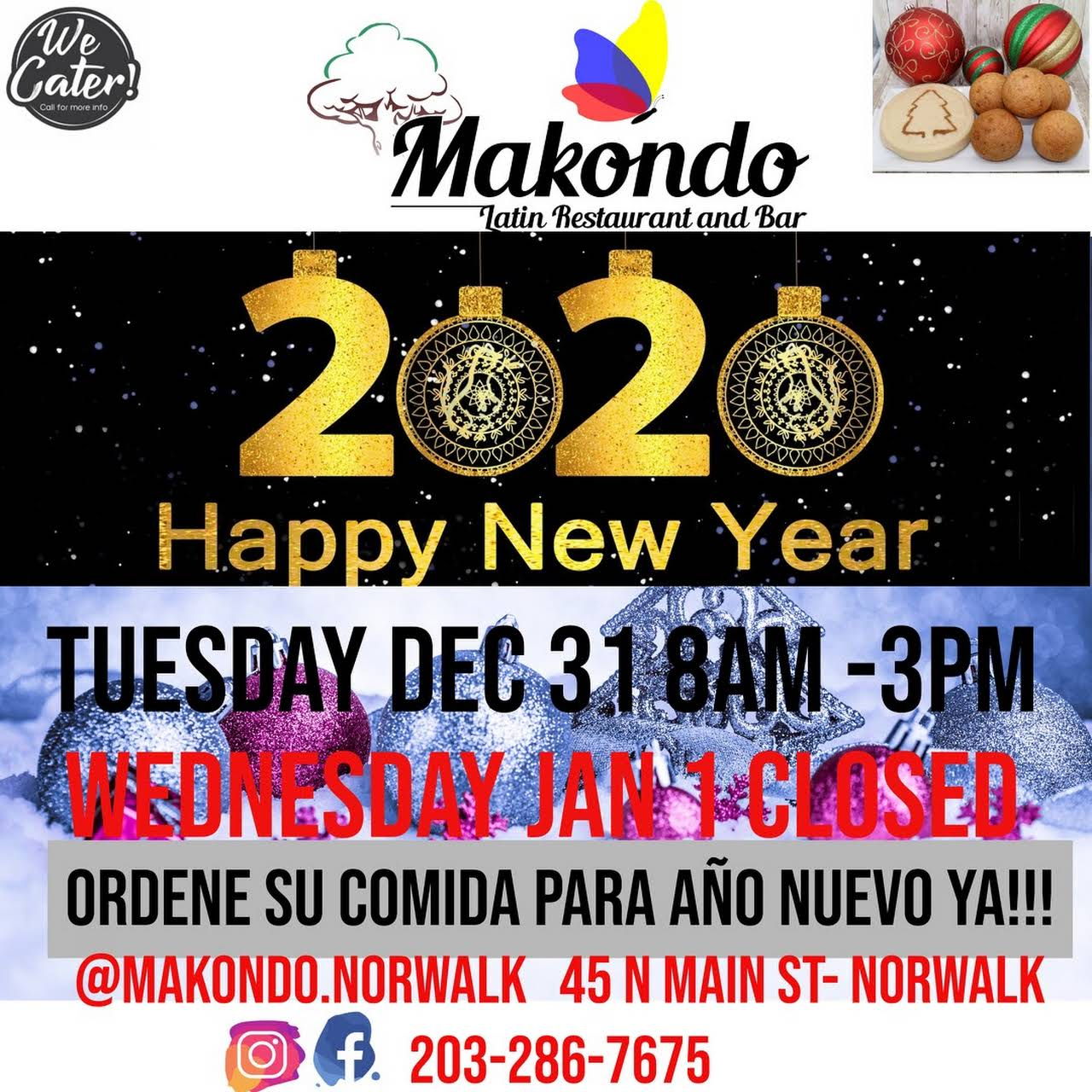 Makondo norwalk ct