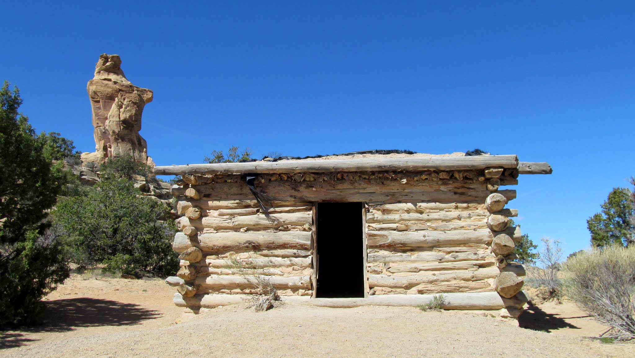 Photo: Swasey's Cabin