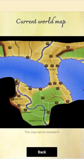 Derek Banter -  Text adventure (CYOA) RPG  astuce 2
