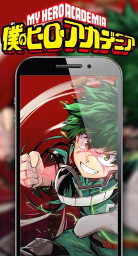 Boku No Hero Academia Hd Wallpaper Apk Download Apkpure Co