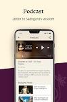 screenshot of Sadhguru - Yoga, Meditation & Spirituality