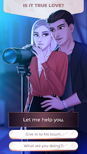 Love Story Games Mod Apk [Unlimited Diamonds + Keys] 4