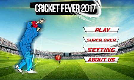 Cricket Fever 2017 1.4 screenshot 944550