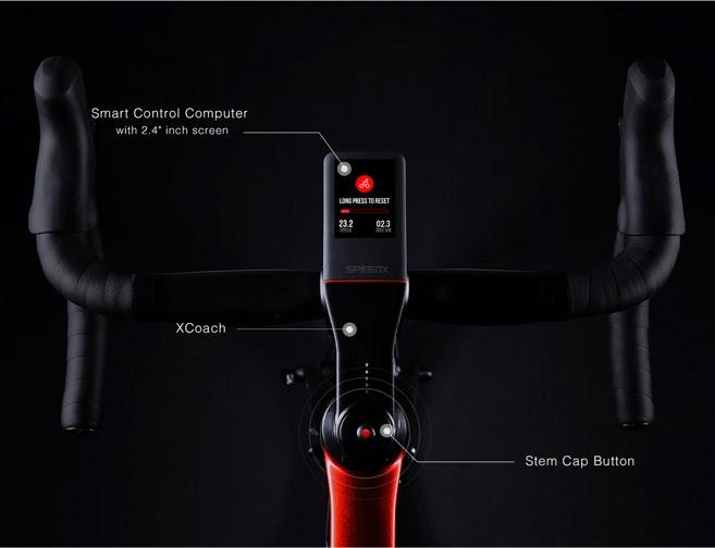 bici aero inteligente