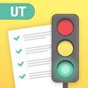 Permit Test Prep Utah UT DMV icon