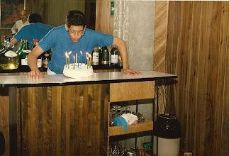 Photo: Ex Alumno de La Escuela Andy Peña