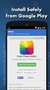 Briteli - Discover Useful Apps Screenshot 5