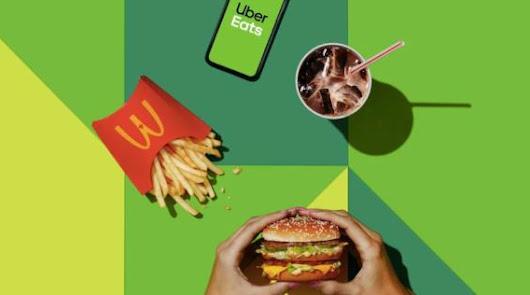 Uber Eats ya está disponible en Almería