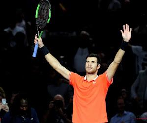 Un invité surprise en finale du Masters 1000 de Paris