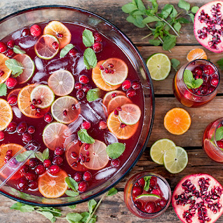 Christmas Day Punch.
