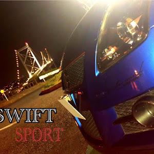 スイフトスポーツ ZC31S Sリミデットのカスタム事例画像 ℳana︎︎♔*【TEAM Kanmon's】さんの2018年11月12日06:16の投稿