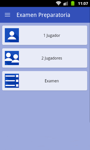 Examen Preparatoria