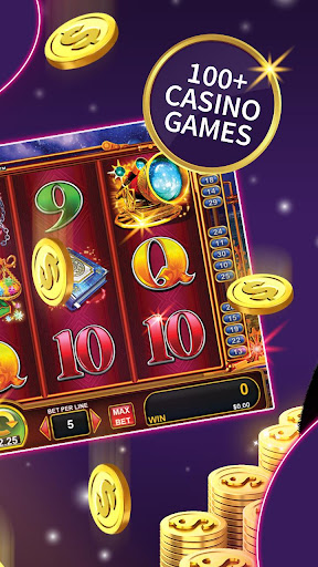 Free Slot Machines & Casino Games - Mystic Slots screenshots 2