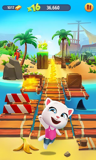 Talking Tom Gold Run 3.2.0.201 androidappsheaven.com 4