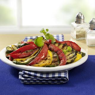 Dijon Grilled Vegetables