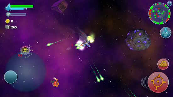 Space Miner Wars- screenshot thumbnail