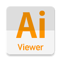 Ai illustrator viewer icon