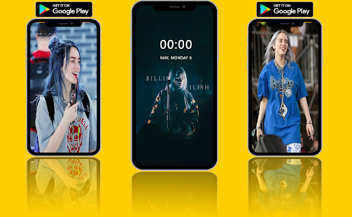 Billie Eilish Wallpaper 4k 2019 Billie Hd تحميل Apk لعبة