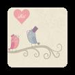 Bói tình yêu tổng hợp icon