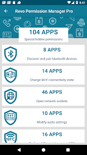Revo App Permission Manager Pro (Ads Free) 2