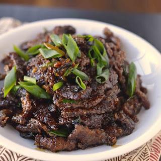 PF Chang's Mongolian Beef
