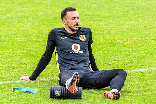 Samir Nurkovic of Kaizer Chiefs during the Kaizer Chiefs media open day at Kaizer Chiefs Village, Naturena on November 21, 2019 in Johannesburg, South Africa.