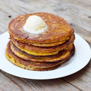 Low Carb Pumpkin Hotcakes Recipe