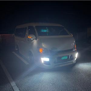 ハイエースバン  のカスタム事例画像 白箱〈箱車會〉さんの2020年09月22日00:54の投稿