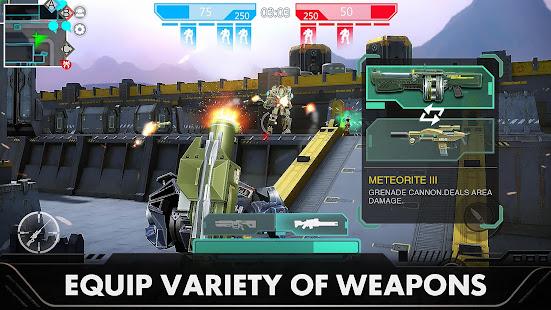Game Last Battleground: Mech APK for Windows Phone