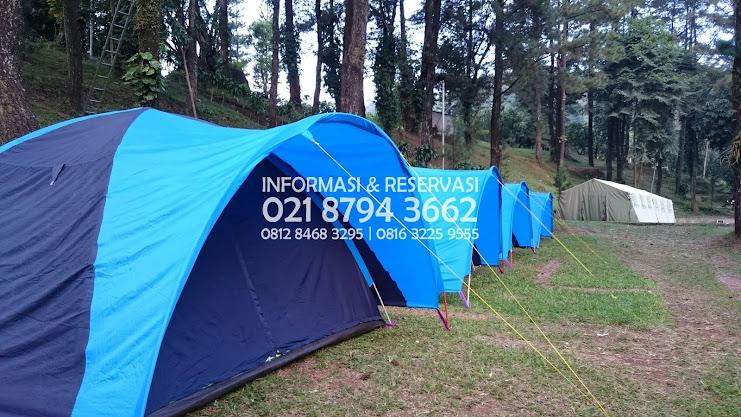 Agro Wisata  Gunung Hambalang Sentul Letak Camp Keluarga di Kawasan Bogor  Dekat diWilayah Batok - Bogor