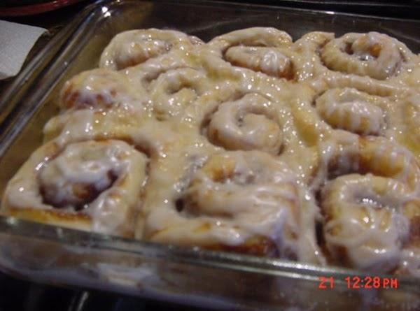 Bonnie's Cinnamon Rolls Recipe