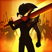 Stickman Legends: Shadow War Offline Fighting Game Icon