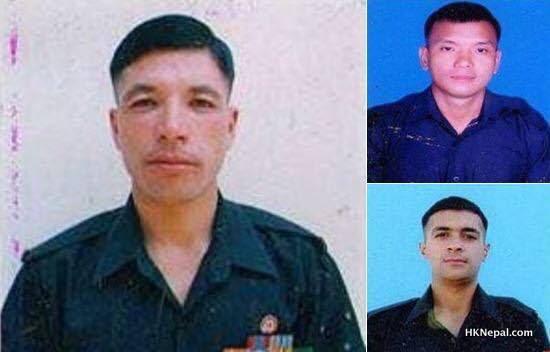 कश्मिरमा ३ गोर्खा सैनिकको मृत्यु