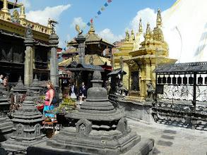 Photo: Swayambunath...