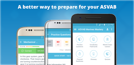 ASVAB Marines Mastery - Apps on Google Play