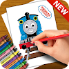 Learn to Draw Thomas and Friends Characters APK