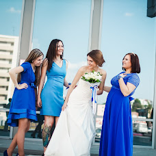 Wedding photographer Nataliya Zinenkova (NataliZinenkova). Photo of 14.10.2015
