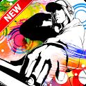 DJ Wallpaper icon